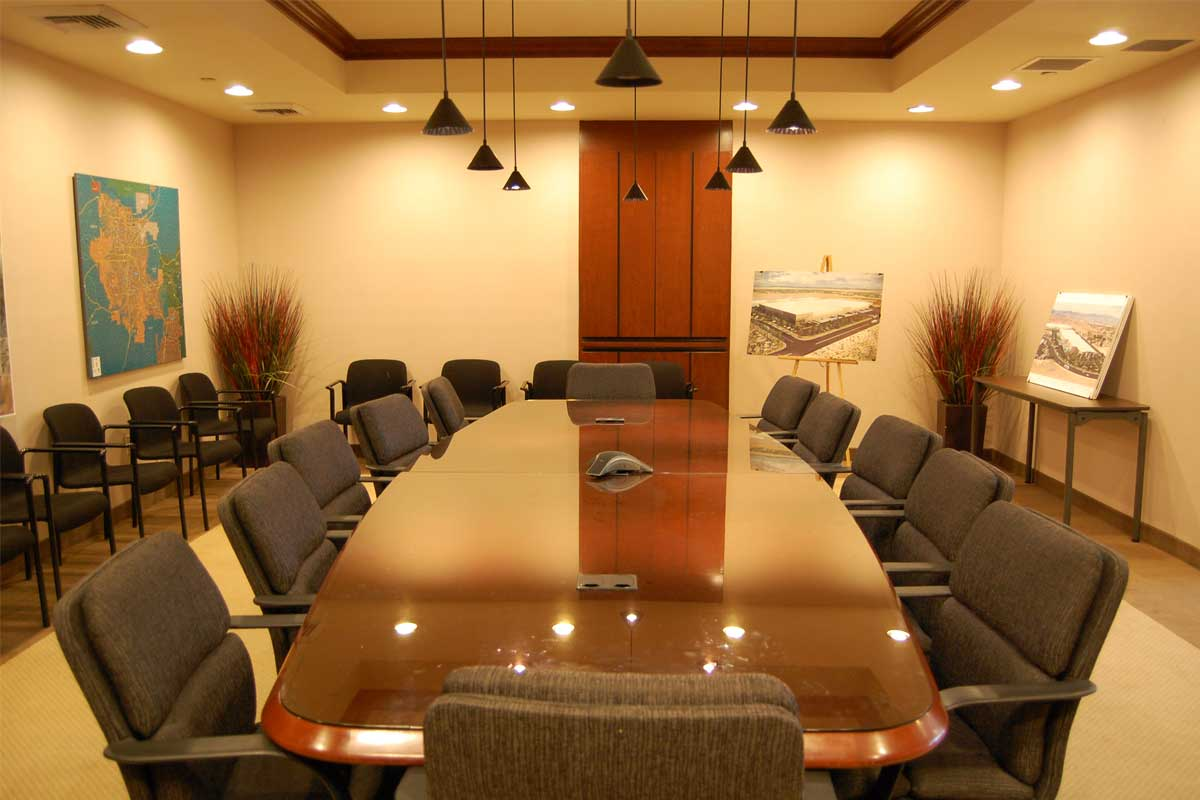 Juliet Office Building - conference room